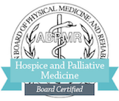 ABPMR Board Certified Hospice and Palliative Medicine
