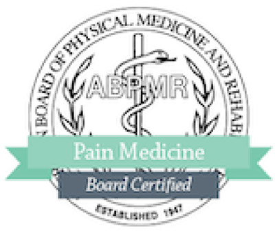 ABPMR Board Certified Pain Medicine