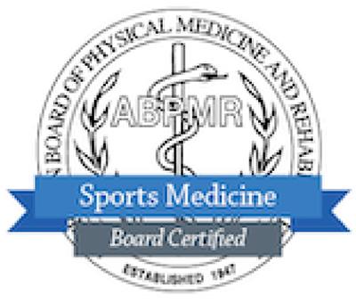 ABPMR Board Certified Sports Medicine